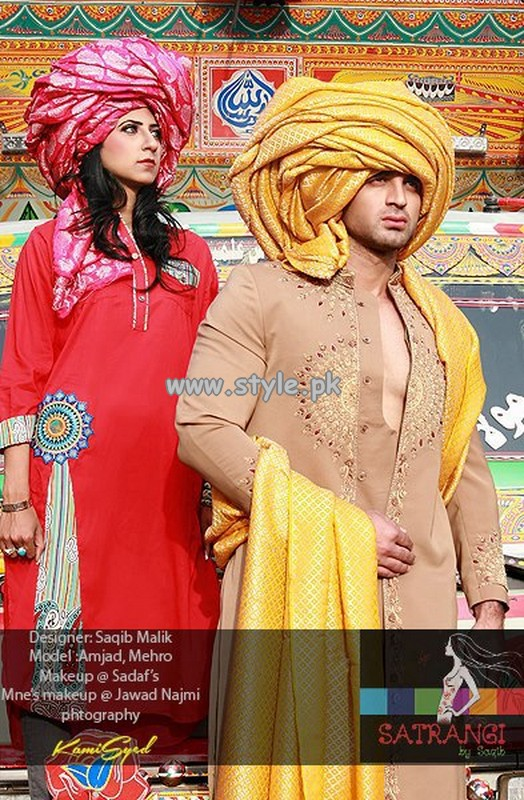 Satrangi by Saqib Summer Collection 2013 For Boys And Girls 006