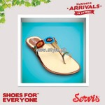 Servis Summer Foot Wears For Women 2013 004