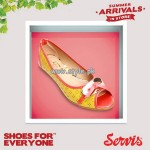 Servis Summer Foot Wears For Women 2013 005