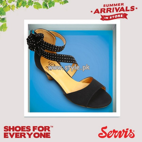 Servis Summer Foot Wears For Women 2013 006 shoes