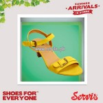 Servis Summer Foot Wears For Women 2013 007