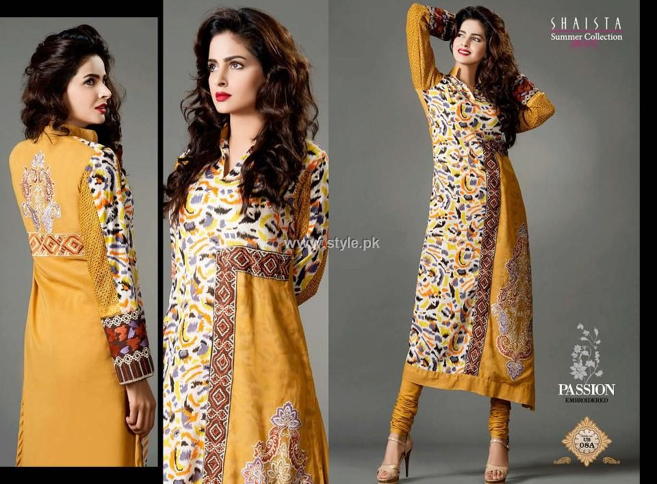 Shaista Summer Collection 2013 for Women 001 pakistani dresses