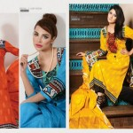 Sitara Textiles Mughal-e-Azam Lawn Collection 2013 For Women 0025