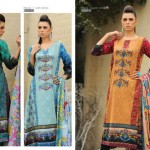 Sitara Textiles Mughal-e-Azam Lawn Collection 2013 For Women 006