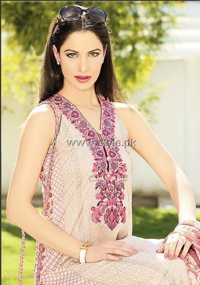 Sobia Nazir Lawn 2013 Dresses for Women 005