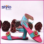 Stylo Spring Foot Wear Collection 2013 For Women