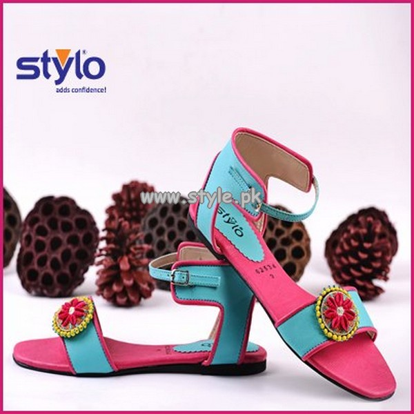 Stylo Spring Foot Wear Collection 2013 For Women 008