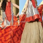 Umar Sayeed Lawn 2013 by Alkaram for Women 010