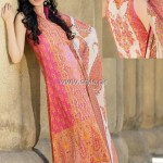 Umar Sayeed Lawn 2013 by Alkaram for Women 011