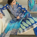 Umar Sayeed Lawn 2013 by Alkaram for Women 013