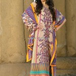 Umar Sayeed Lawn 2013 by Alkaram for Women 015