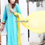 Warda Designer Collection Lawn Prints For Summer 2013 002