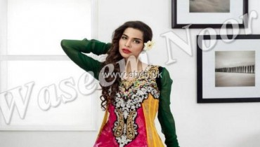 Waseem Noor Formal Wear Collection 2013 for Women