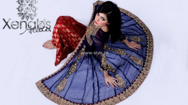 Xenab's Atelier Formal Wear Collection 2013 for Women