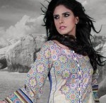 Zeniya Lawn 2013 Dresses for Women and Girls 003