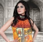 Zeniya Lawn 2013 Dresses for Women and Girls 005