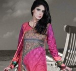 Zeniya Lawn 2013 Dresses for Women and Girls