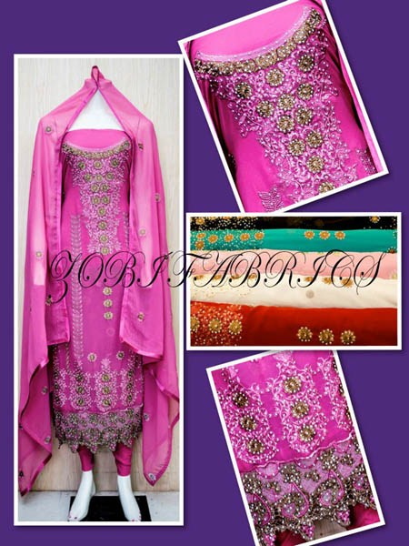 Zobi Fabrics Spring Collection 2013 For Women  009
