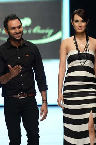 Aamir Baig Latest Collection at FPW 5 0015