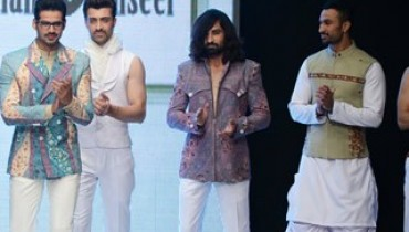 Arsalan and Yahseer Collection 2013 at Fashion Pakistan Week 5 0013