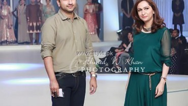 Asifa & Nabeel Bridal Wear Collection at BCW 2013