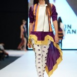 Ayesha Ibrahim Latest Fashion Dresses For Girls At Fashion Pakistan Week 2013 001