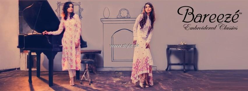 Bareeze Summer 2013 Dresses for Women and Girls 001 pakistani dresses fashion brands