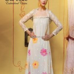 Bareeze Summer 2013 Dresses for Women and Girls 007