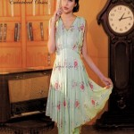 Bareeze Summer 2013 Dresses for Women and Girls 009