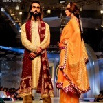 Deepak Perwani Bridal Collection at BCW 2013 007 150x150 fashion shows bridal dresses