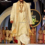 Deepak Perwani Bridal Collection at BCW 2013 009 150x150 fashion shows bridal dresses