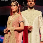 Deepak Perwani Bridal Collection at BCW 2013 012 150x150 fashion shows bridal dresses