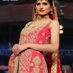 Deepak Perwani Bridal Collection at BCW 2013 015 150x150 fashion shows bridal dresses