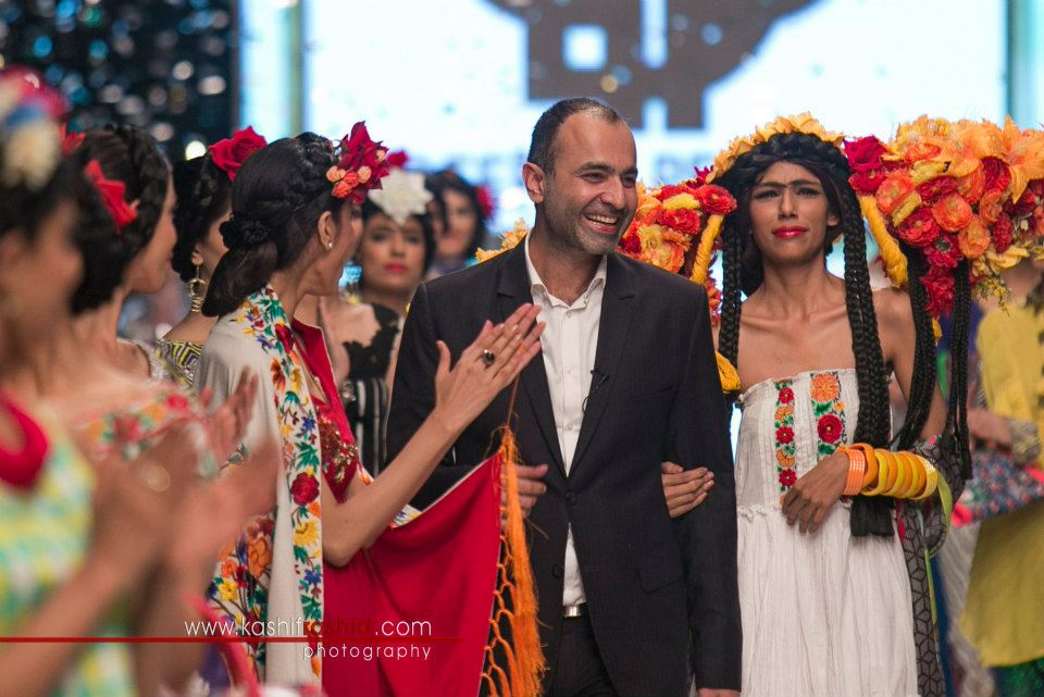 Deepak Perwani Pret Collection 2013 At Fashion Pakistan Week 5 001