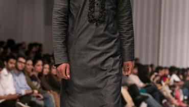 Emraan Rajput Collection 2013 At Fashion Pakistan Week 5 011