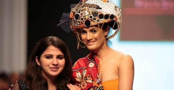 Faiza Saqlain Collection 2013 At Fashion Pakistan Week 5 002