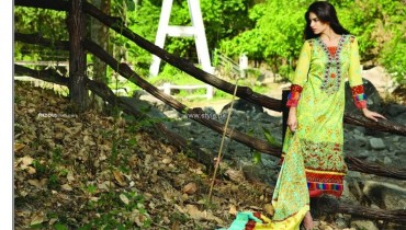 Firdous Korean Lawn 2013 for Women and Girls