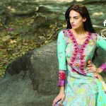 Firdous Korean Lawn 2013 for Women and Girls 002