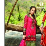 Firdous Korean Lawn 2013 for Women and Girls 009
