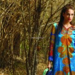 Firdous Korean Lawn 2013 for Women and Girls 010