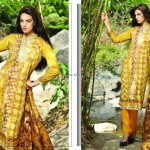 Firdous Korean Lawn 2013 for Women and Girls 011