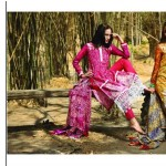 Firdous Korean Lawn 2013 for Women and Girls 013
