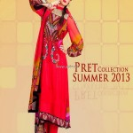 Five Star Textiles Pret Collection 2013 for Summer 003