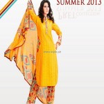 Five Star Textiles Pret Collection 2013 for Summer 004