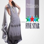 Five Star Textiles Pret Collection 2013 for Summer 007