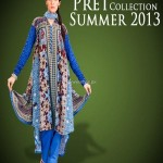 Five Star Textiles Pret Collection 2013 for Summer 008