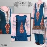 Ghani Textile Spring collection 2013 For Women 001