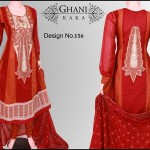 Ghani Textile Spring collection 2013 For Women 002