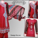 Ghani Textile Spring collection 2013 For Women 003