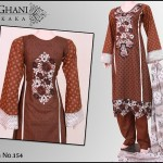 Ghani Textile Spring collection 2013 For Women 005